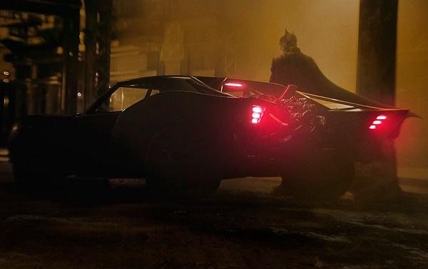 "Nuevo Batimovil ""The Batman"" 2021"