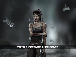 Download Game Android Gratis Zombie Defense 2: Episodes apk + obb