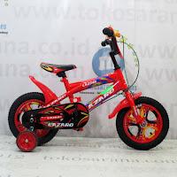 Sepeda Anak Lazaro 2301 BMX 12 Inci