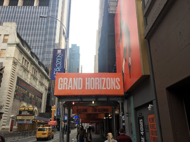 Grand Horizons Broadway New York City