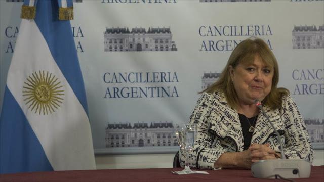 Argentina continuará reconociendo a Palestina como Estado