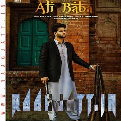 Ali Baba by Mankirt Aulakh lyrics