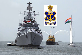 Indian Navy Recruitment 2019 UES-Course June 2020 Posts