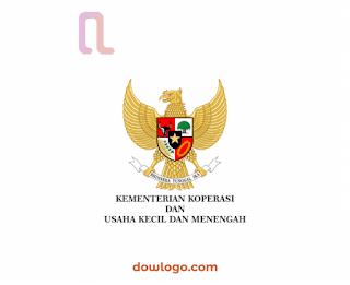 Logo Kemenkop UKM Vector Format CDR, PNG