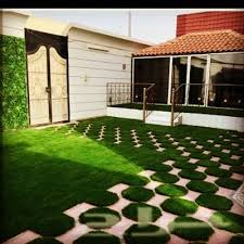 تنسيق حدائق جدة شركة تصميم حوش المنزل بجدة ومكة 0551664963