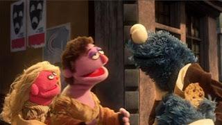 Cookie's Crumby Pictures presents Les Mousserable, Jean Bonbon, The Les Misérables, Sesame Street Episode 4411 Count Tribute season 44