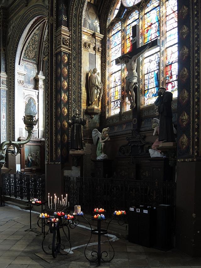 Parijs: l'église Saint Eustache