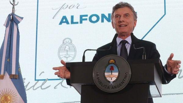 Macri reformará Código Penal para sancionar protestas