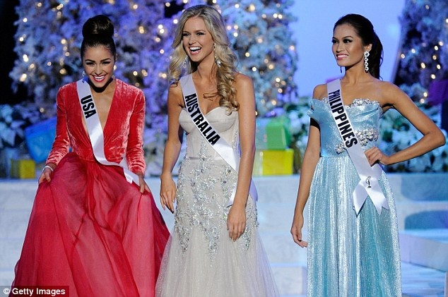 Cerulean Rose Diary: Miss Philippines Janine Tugonon 1st runner up