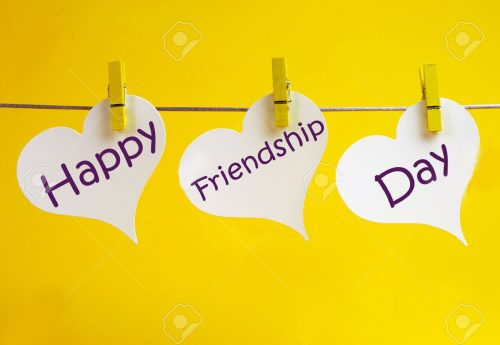Cute Friendship Day Msg in English