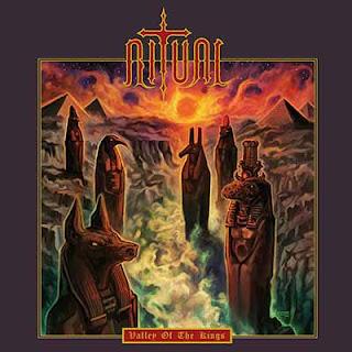 """Ο δίσκος των Ritual """"Valley of the Kings"""""""