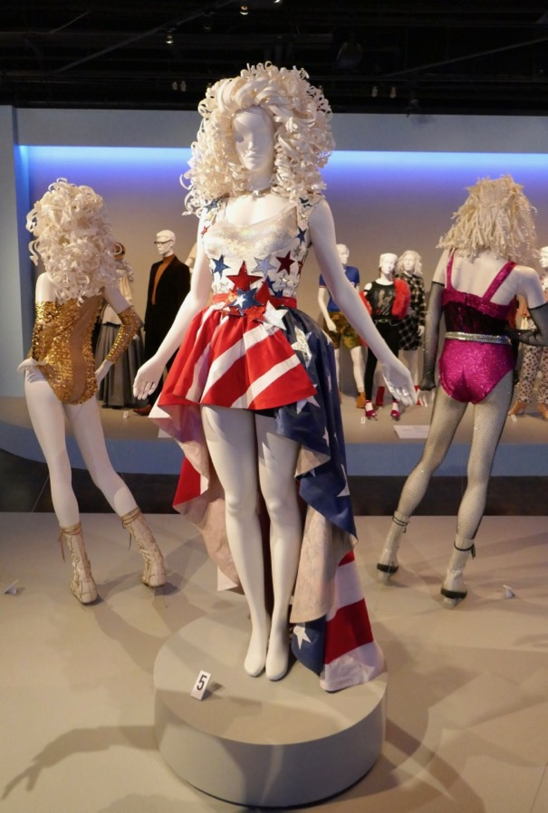 Hollywood Movie Costumes And Props Glow Season 1 Tv Wrestling Costumes On Display Original