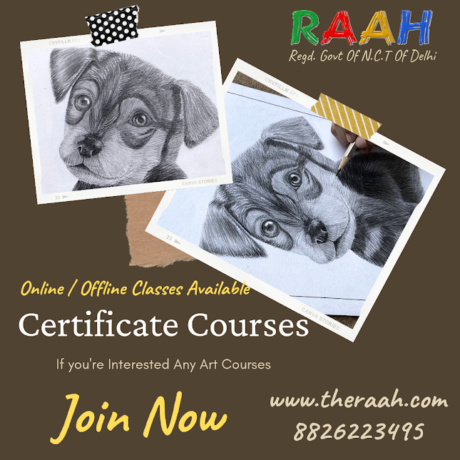CERTIFICATE COURSE If You're Interested Any Art Courses  (JOIN NOW)  Online and Offline Classes Available Basic | Medium | Professional Courses with Certificate BFA Coaching Classes Online and Offline  Contact Us : 88226223495 | info@gmail.com Watch Video