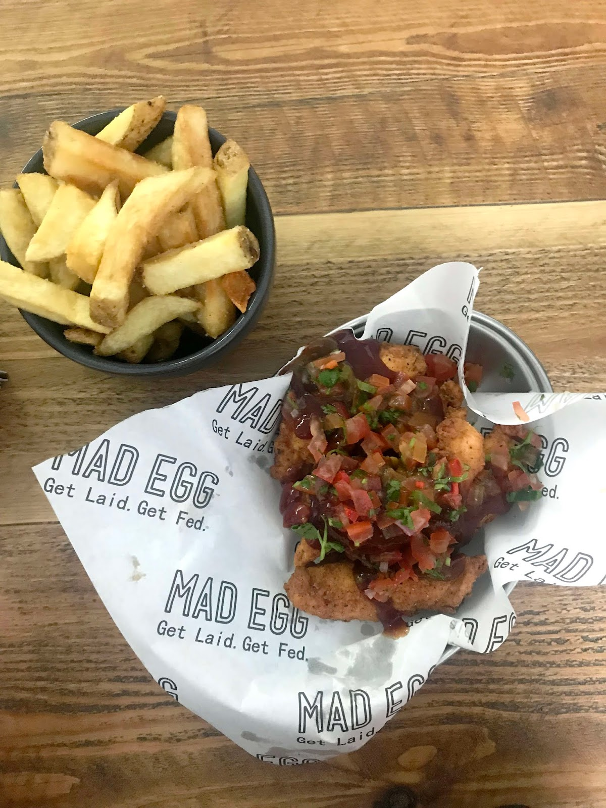 [Review] Mad Egg, Charlotte Way, Dublin 2