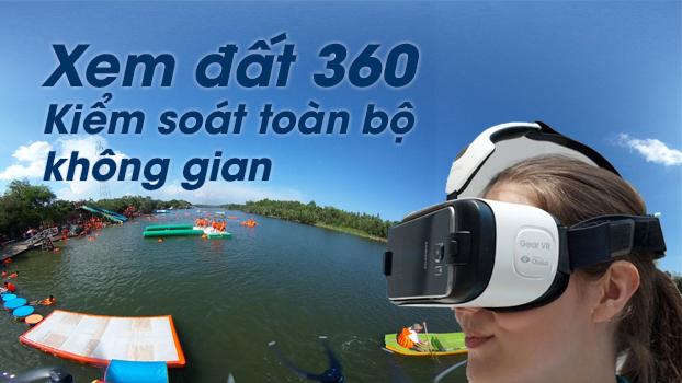 Xem đất 360 trải nghiệm trung thực toàn diện