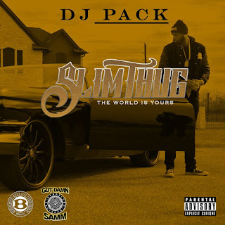 Slim Thug - The World Is Yours (DJ Service Pack)