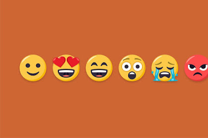 Cara Memasang Tombol Emoji/Emoticon Responsive Pada Postingan Blog