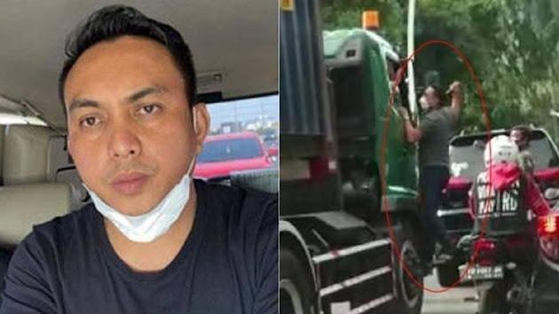Dugaan Penganiayaan dan Perusakan yang Dilakukan Pengendara Mobil Pajero Pada Sopir Truk kontainer Berawal dari Mobil Pajero Sport yang Berhenti Mendadak, Sosok Sopir Pajero Arogan yang Diringkus Polisi: Pasang Pelat Pejabat Palsu demi Kelabui Petugas