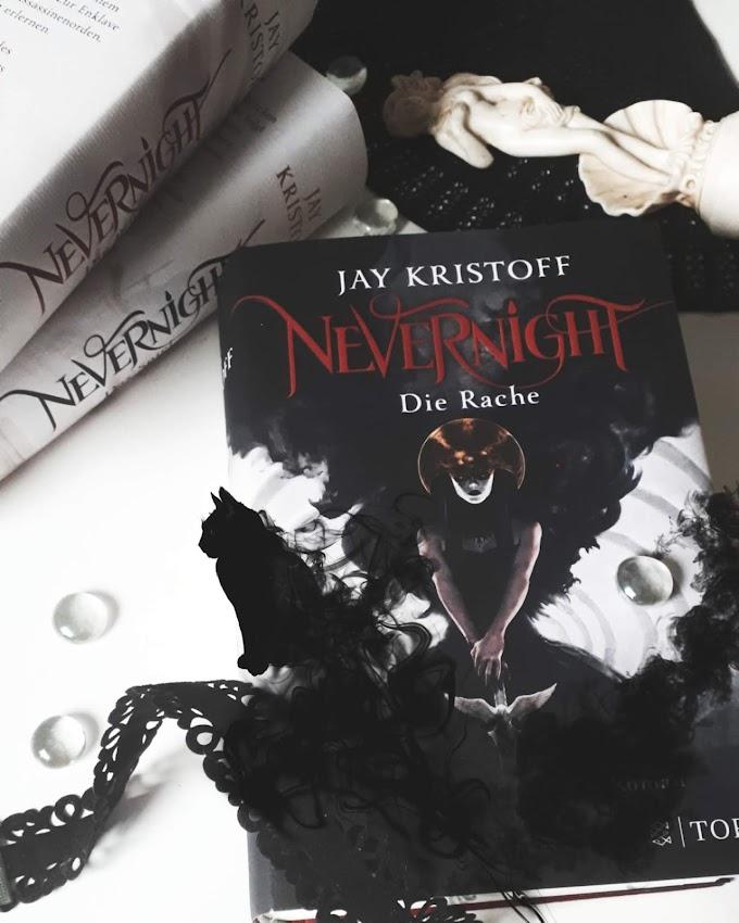 [Rezension] Nevernight: Die Rache von Jay Kristoff