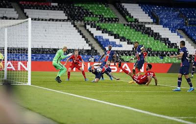 ملخص وهدف بايرن ميونخ في مرمي باريس سان جيرمان (1-0) دوري ابطال اوروبا