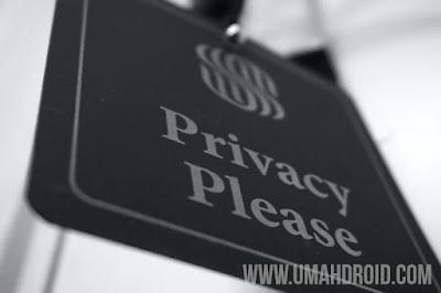 Perbedaan Privasi dan Keamanan Data