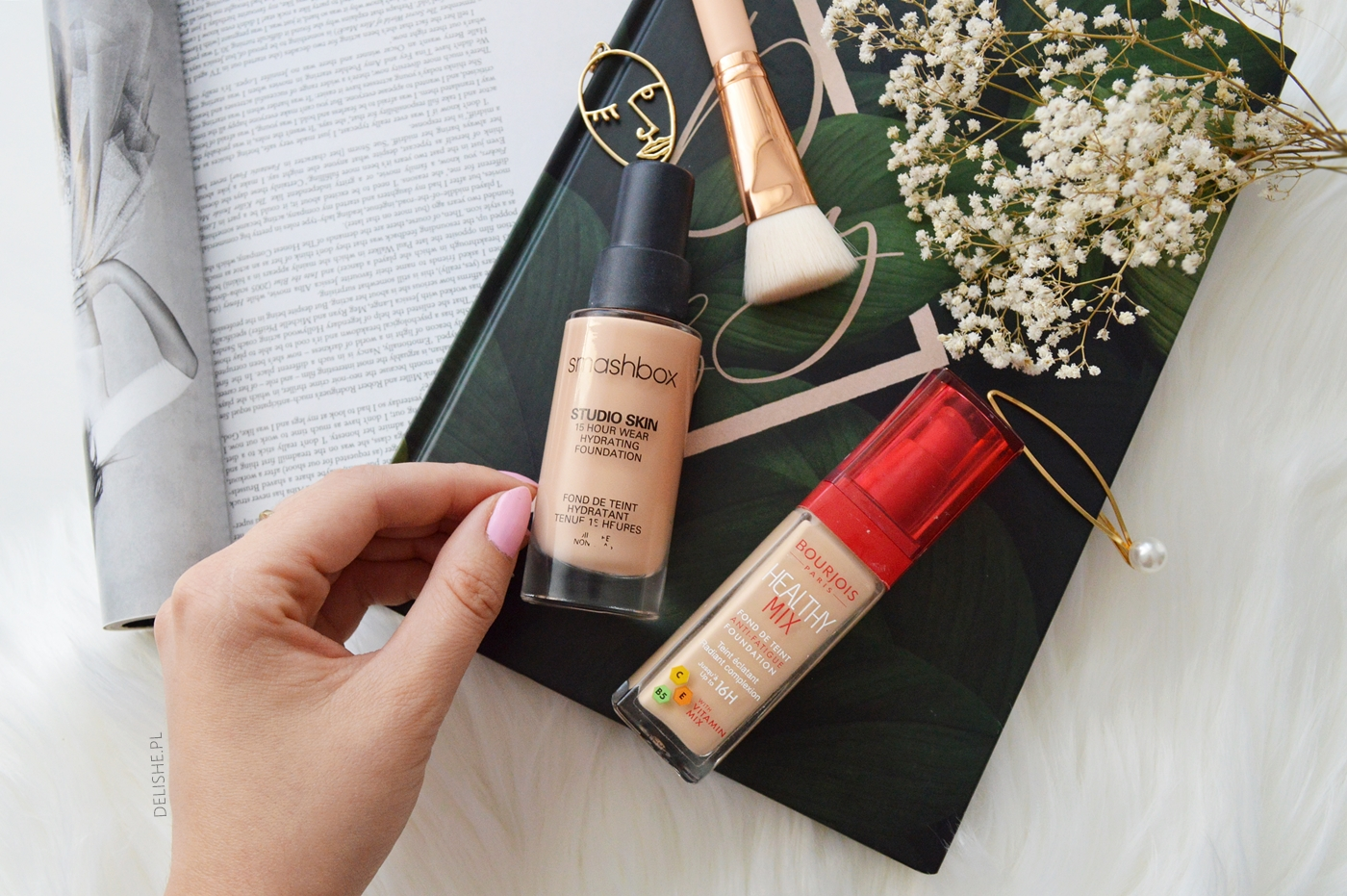 skin studio smashbox i healthy mix bourjois