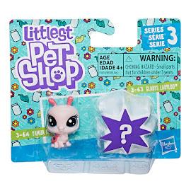 Littlest Pet Shop Series 3 Mini Pack Gladys Ladyloo (#3-63) Pet