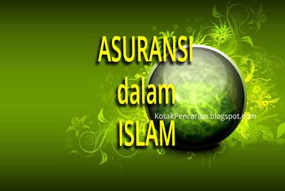 Asuransi menurut Islam