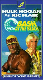 WCW Bash at the Beach 1994 - Event poster