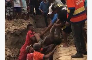 Maranhão: Operário morre soterrado em obra da prefeitura de Centro do Guilherme.