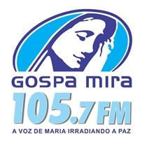 Ouvir agora Gospa Mira FM 105,7 - Belo Horizonte / MG