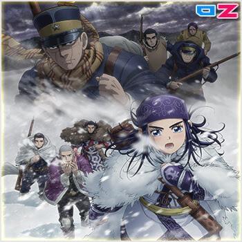 Golden Kamuy 3rd Season (OP & ED) [Single]
