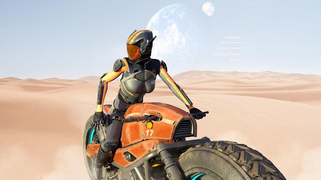 Dune Bike by Clemhyn Escosora
