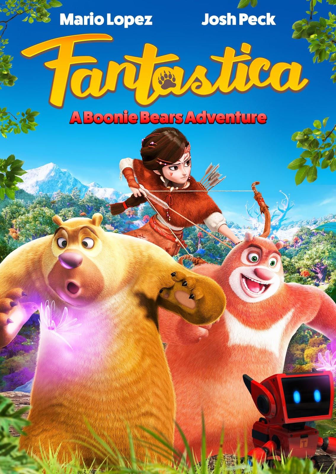 Check Out Fantastica Starring Mario Lopez Josh Peck Fantastica