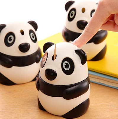 Panda Toothpick Holder
