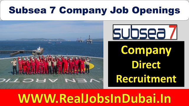 US Jobs | Jobs In London | Subsea 7 Careers and Job Openings|