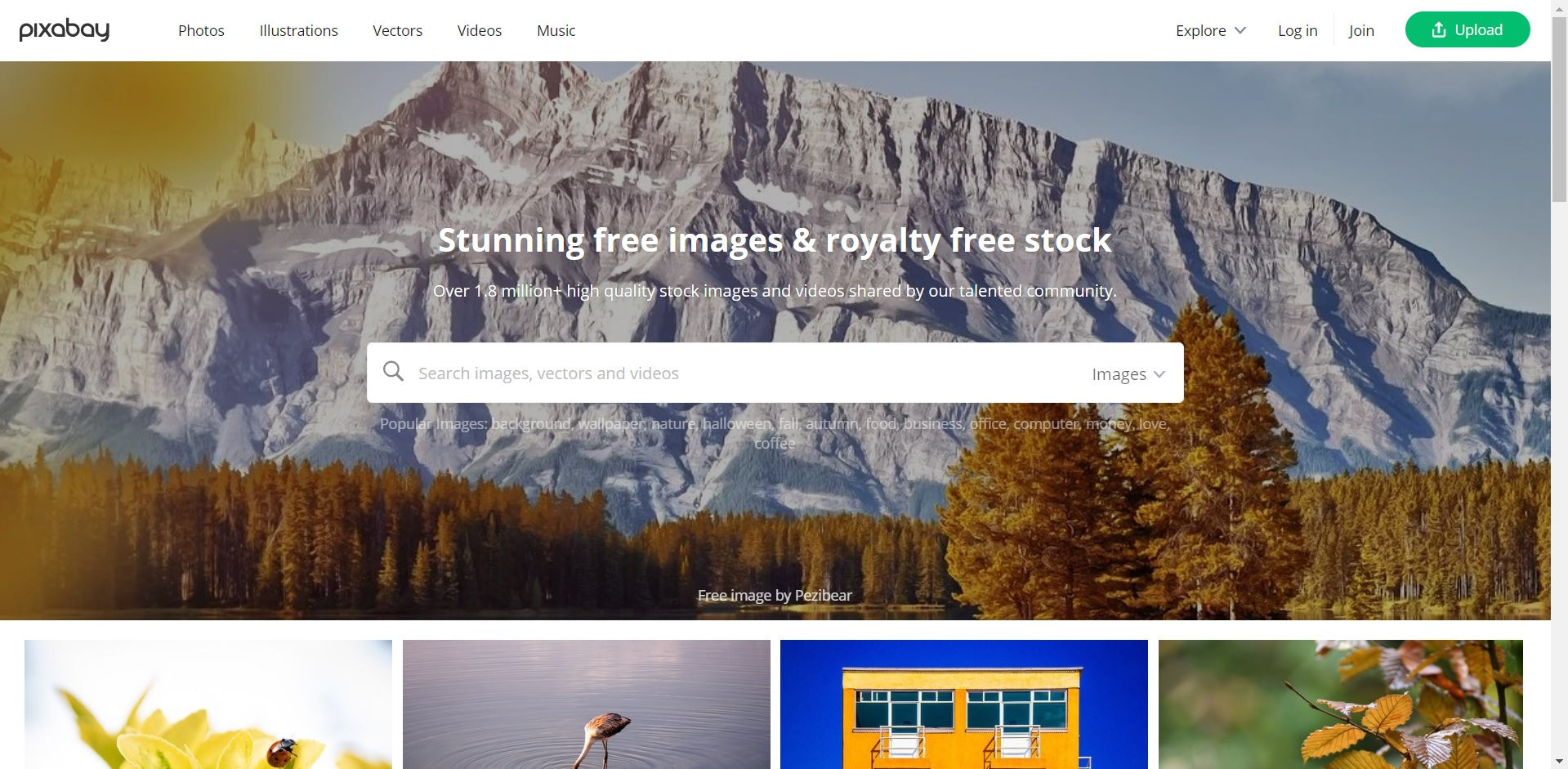 Pixabay: 1.8 million+ Stunning Free Images to Use Anywhere