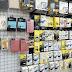 Móc treo ốp điện thoại từ chất liệu thép mạ inox giá rẻ