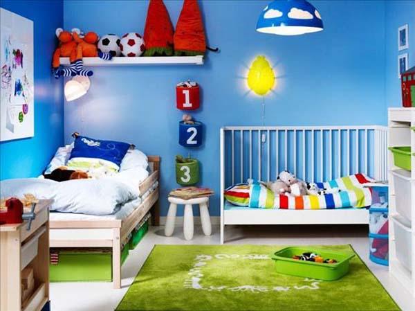 54 Desain Kamar Tidur Minimalis Anak Laki Laki Yang Ceria Desainrumahnya Com