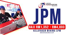 Jawatan Kosong Jabatan Penerangan Malaysia (JPM) ~ Gaji RM1,352 - RM4,003 ~ 74 Kekosongan Jawatan