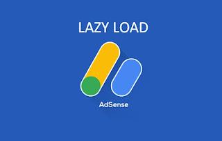 Pasang lazy Load Adsense Auto Ads Untuk Mempercepat Loading Blog