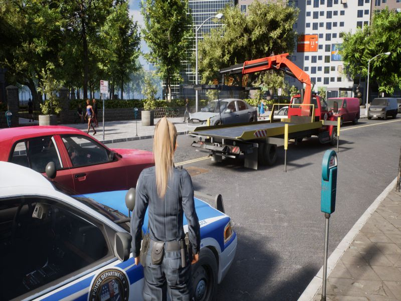 Download Police Simulator Patrol Officers Game Setup Exe