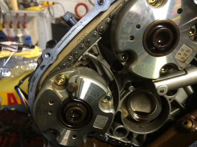 Audi Timing Chain Repair Specialist 267 279 9477