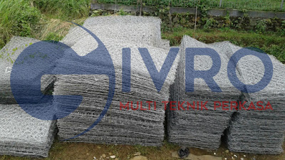 Jual Kawat Bronjong Murah Harga Pabrik