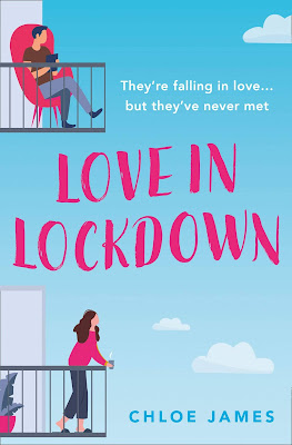Love in Lockdown by Chloe James book cover