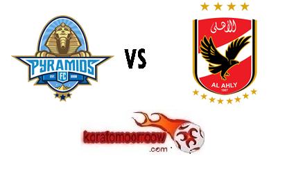 موعد مباراة الأهلي القادمة ضد بيراميدزالاهرام في الدوري المصري