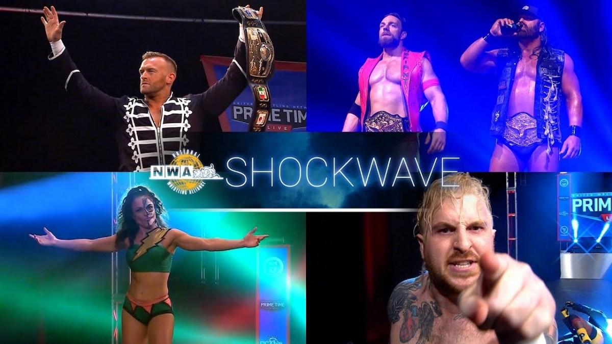 Cobertura: NWA Shockwave (22/12/2020) – Fim de uma era!