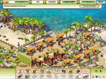 تحميل لعبة Paradise Beach