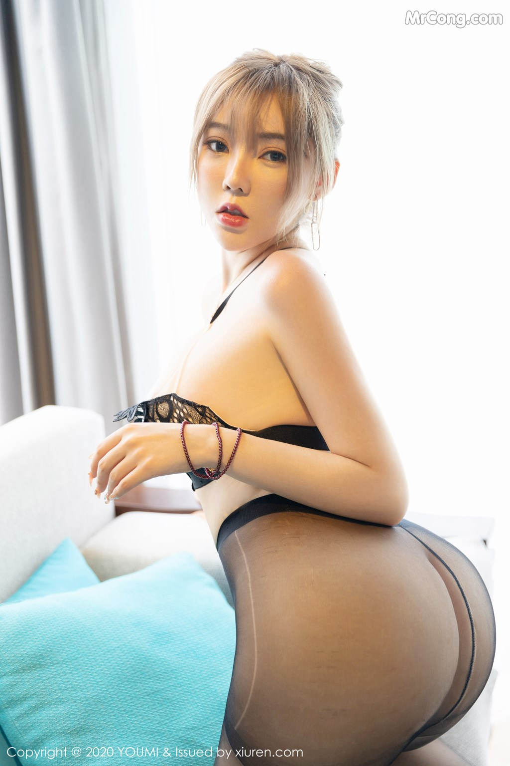 YouMi Vol.441: Chai Wan Yi (柴婉艺Averie) (37P)