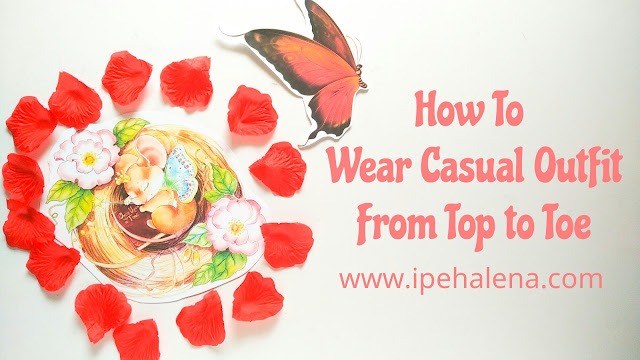 How To Wear Casual Outfit For Moslem From Top to Toe
